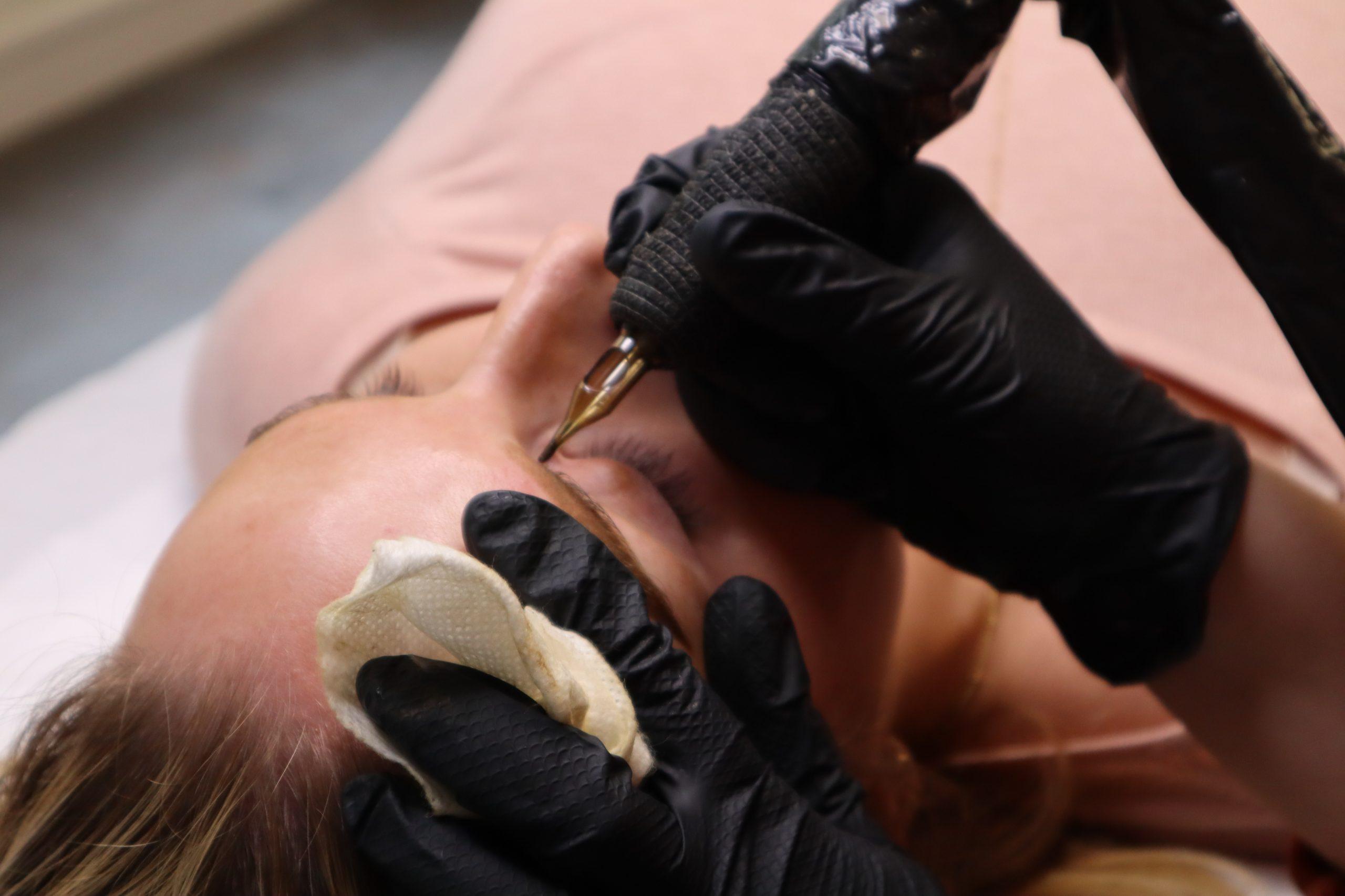 The Cosmetic Tattooist Training